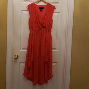 Gorgeous, Sexy Chiffon layered dress